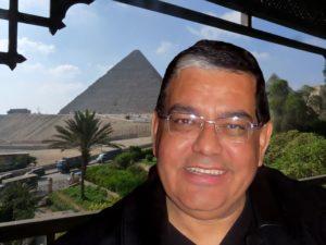 Mohamed Nazmy President Quest Travel Egypt leader for our Egypt tours
