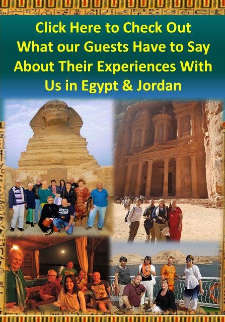 Holidays Egypt testimonials