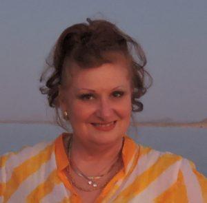 Rhonnda Fritz Leader For our Egypt Tours